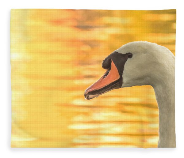 Fleece Blanket featuring the photograph By Dawn's Light by Garvin Hunter