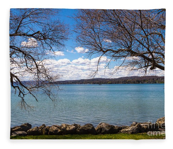 Canandaigua Fleece Blanket