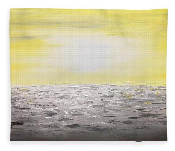 Coastal_2 Fleece Blanket