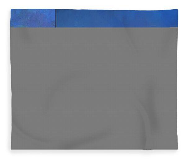Color Abstractioin Lx Fleece Blanket