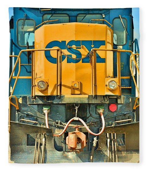 Csx 5938 Fleece Blanket