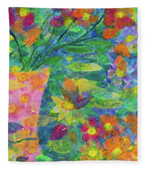 Day Dream Fleece Blanket