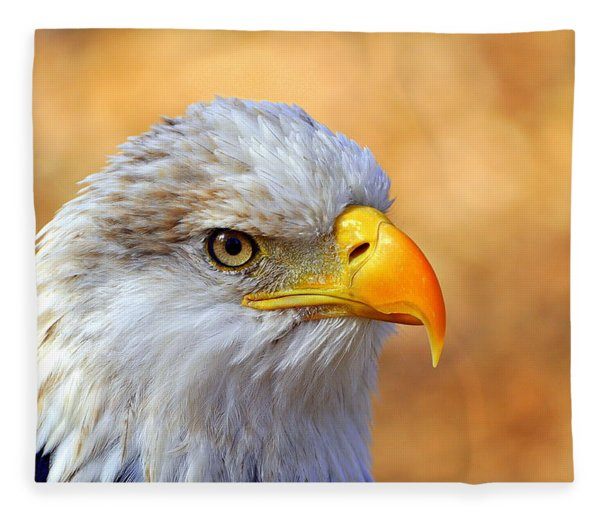 Eagle 7 Fleece Blanket