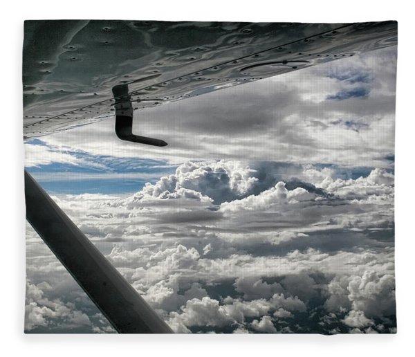 Flight Of Dreams Fleece Blanket