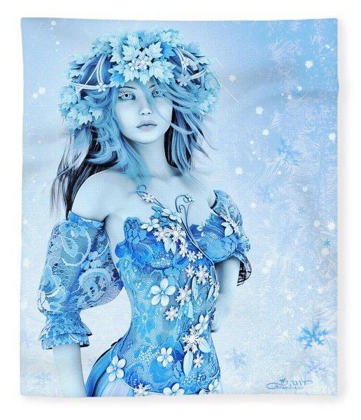 For All Winter Friends Fleece Blanket