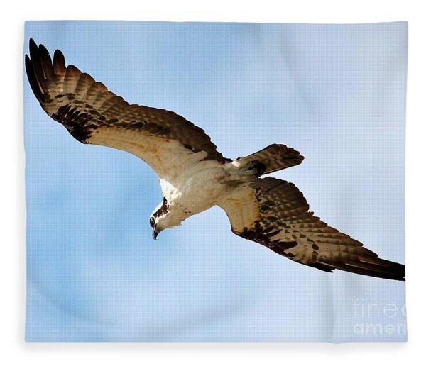 Hunter Osprey Fleece Blanket