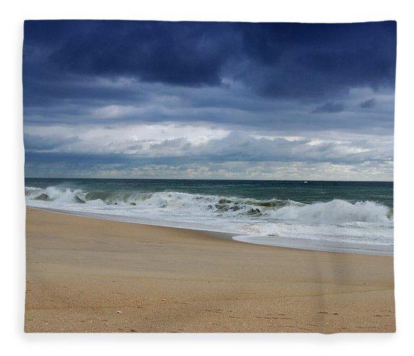 Its Alright - Jersey Shore Fleece Blanket