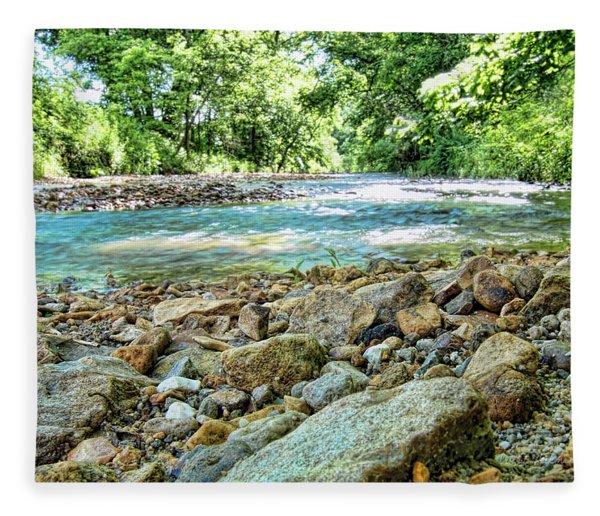 Jemerson Creek Fleece Blanket