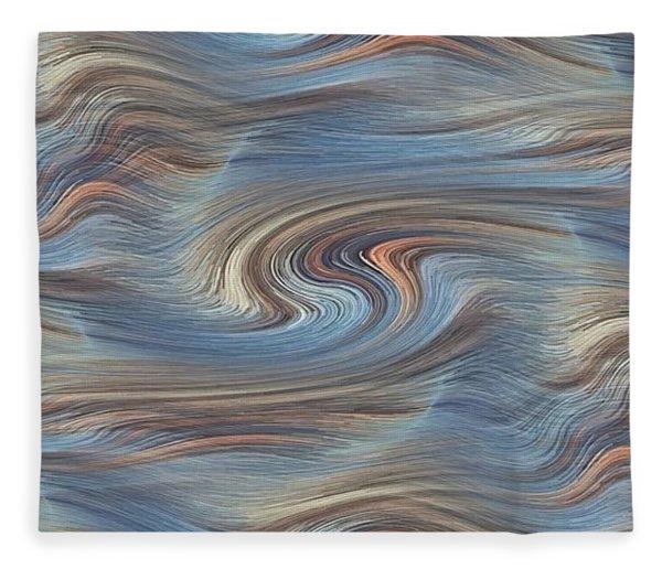 Jupiter Wind Fleece Blanket