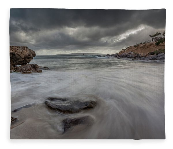 La Caletta  Fleece Blanket
