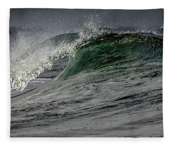 Liquid Fleece Blanket