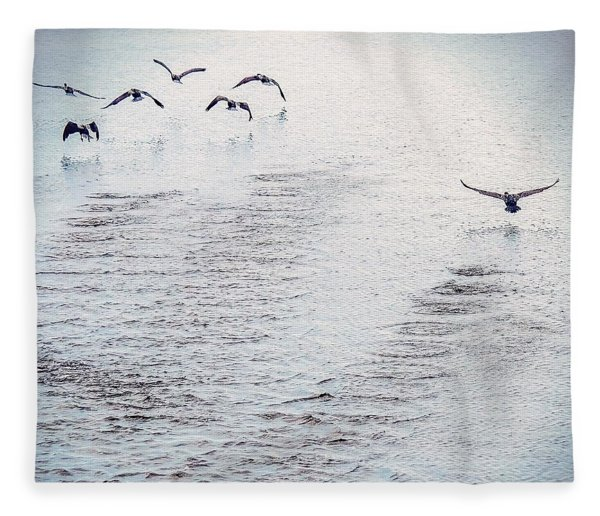 Looner Liftoff Fleece Blanket