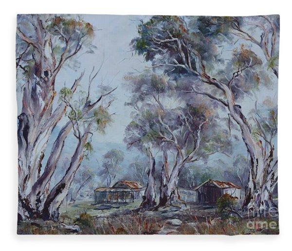 Melrose, South Australia Fleece Blanket