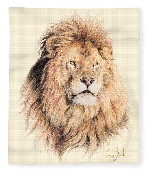 Mufasa Fleece Blanket