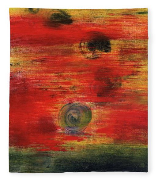 Mystic Moments Fleece Blanket
