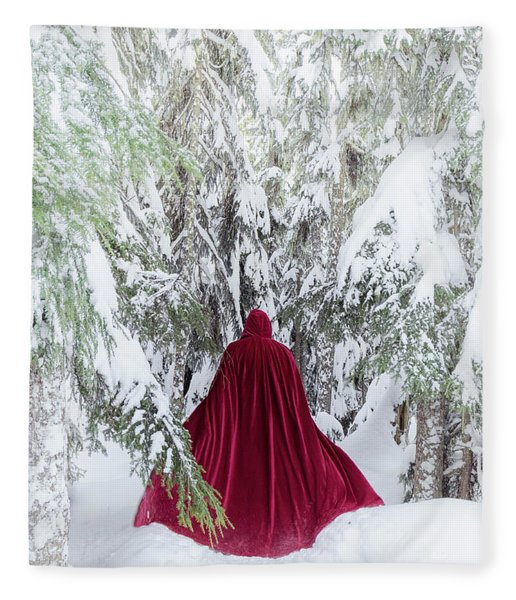 New Beginnings Fleece Blanket