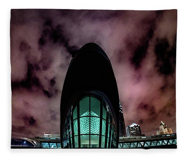 Night At The Museum Fleece Blanket