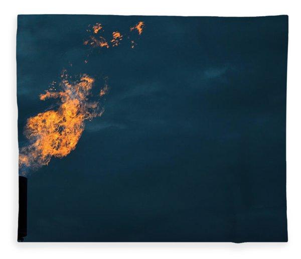 Night Light Fleece Blanket
