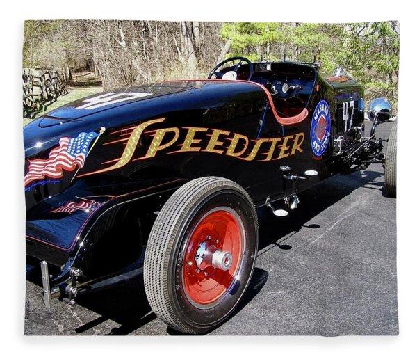 Packard Speedster  Fleece Blanket