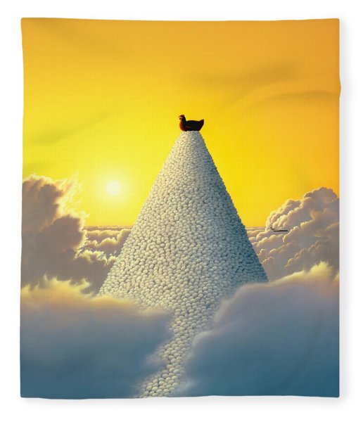 Productivity Fleece Blanket