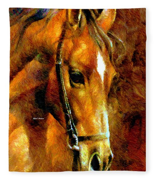 Pure Breed Fleece Blanket