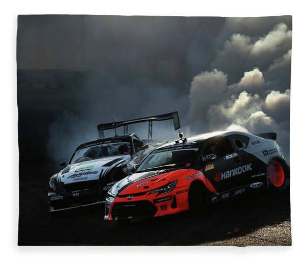 Scion Fr-s Fleece Blanket