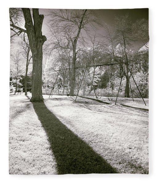 Shadow Of A Memory Fleece Blanket