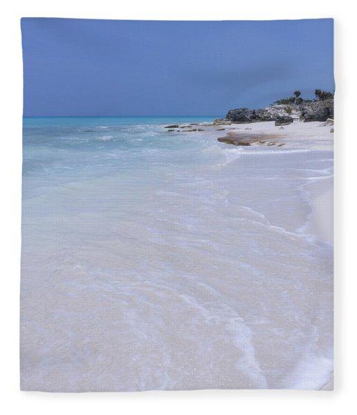 Solitary Fleece Blanket