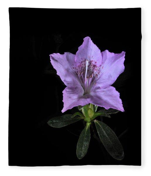 Southern Indica Azalea 2 Fleece Blanket