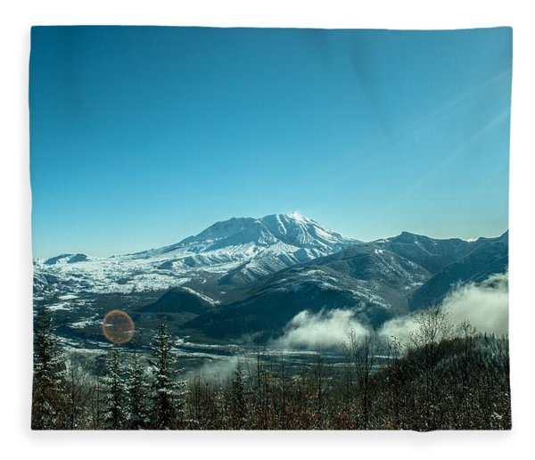 St Helens Big View Fleece Blanket