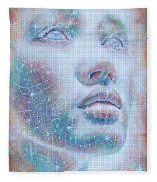 Starseed Fleece Blanket