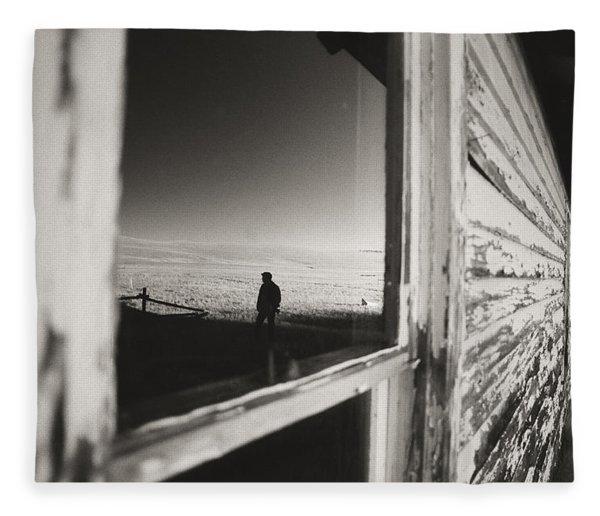 Sundown No. 1 Fleece Blanket