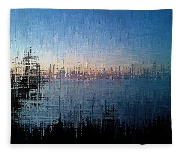 Superior Dawn Fleece Blanket