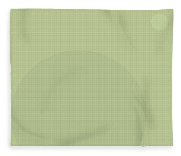 Table Fleece Blanket