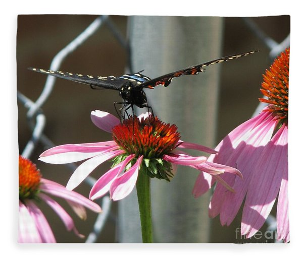 Take Flight Fleece Blanket