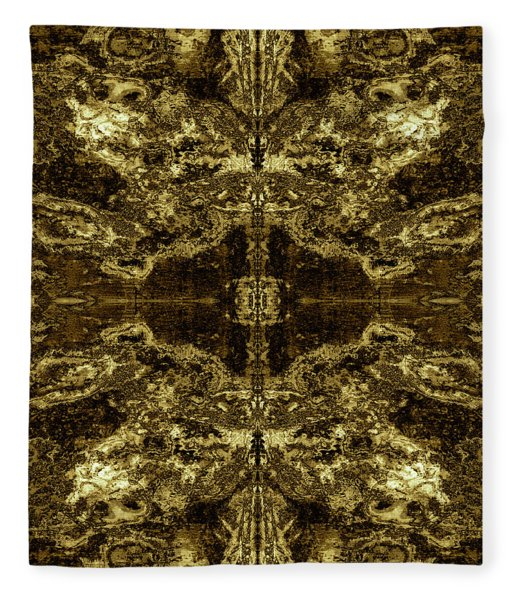 Tessellation No. 2 Fleece Blanket