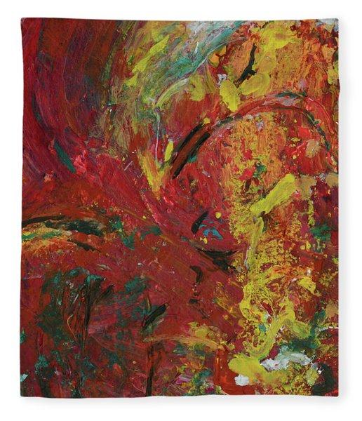 The Barren Earth Fleece Blanket