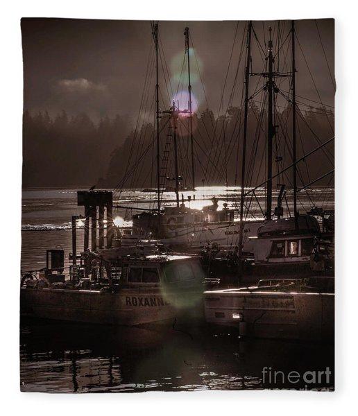 The Fleet Fleece Blanket