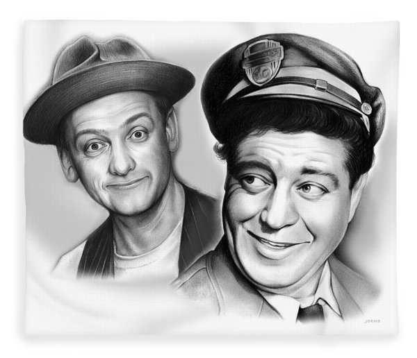 The Honeymooners Fleece Blanket