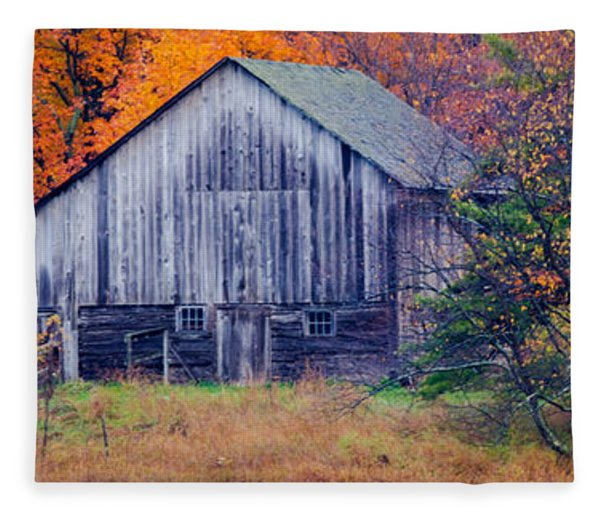 The Shed Fleece Blanket
