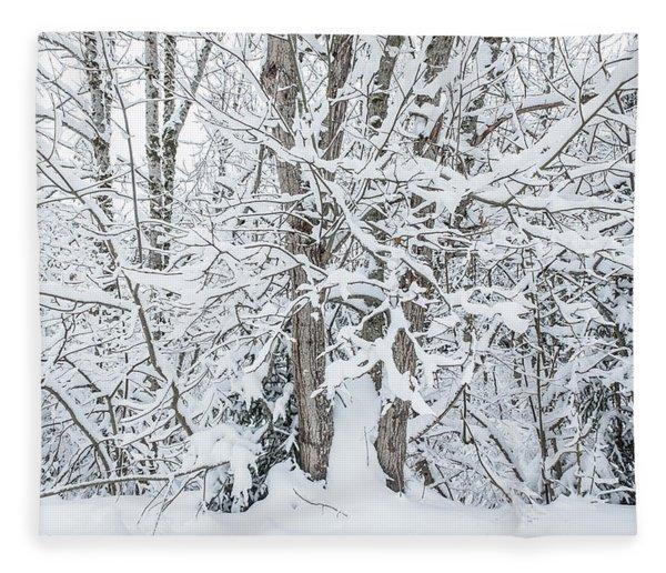 The Tree- Fleece Blanket