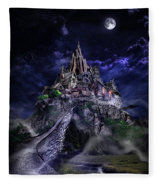 The Village Fleece Blanket