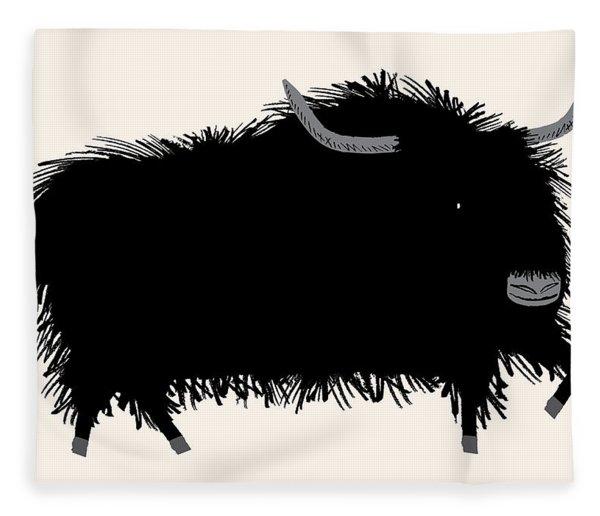 The Yak Fleece Blanket