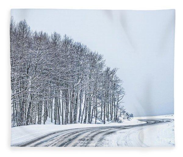 To Another Horizon Fleece Blanket