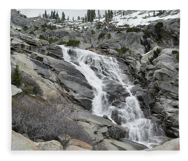 Tokopah Falls Fleece Blanket