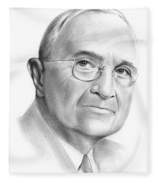 Truman Fleece Blanket