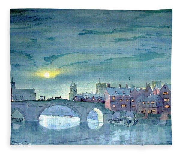 Turner's York Fleece Blanket