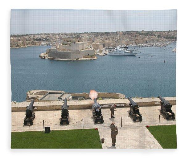 Photograph - Upper Barrakka Saluting Battery by Travel Pics