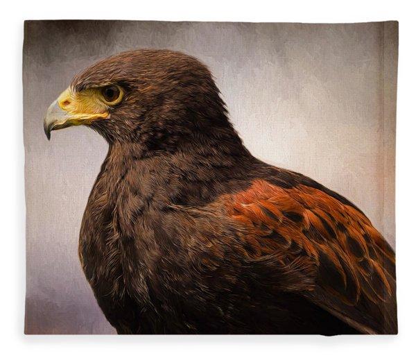 Wildlife Art - Meaningful Fleece Blanket