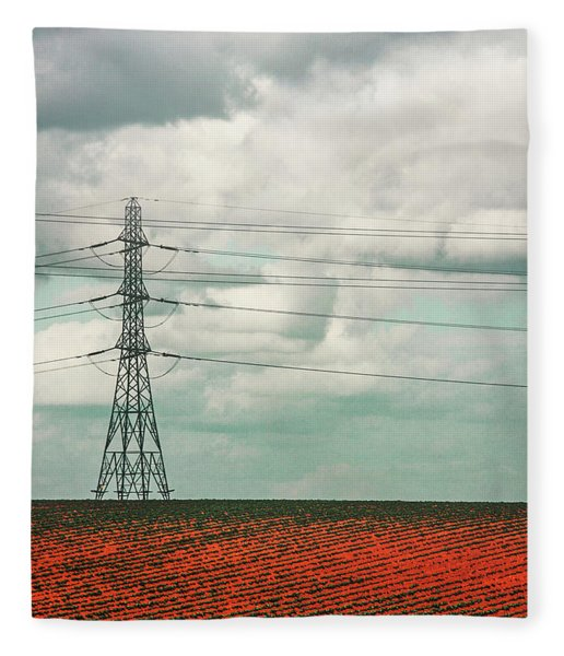 Wired Fleece Blanket